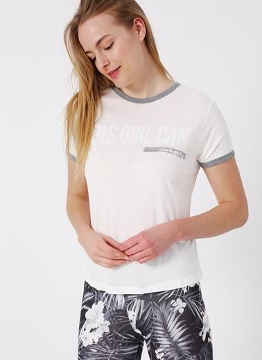 New Balance Tişört Gri